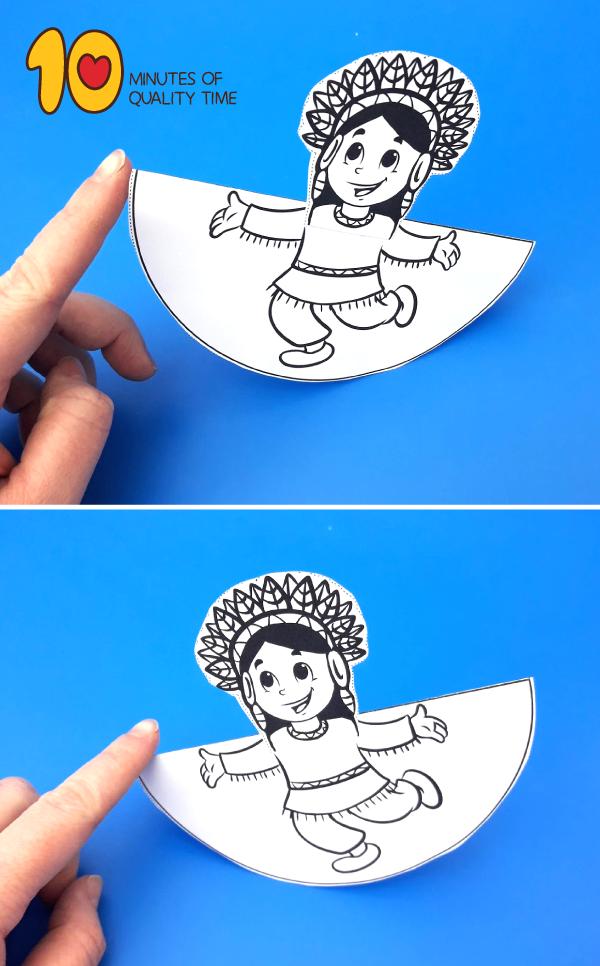 indian crafts preschool