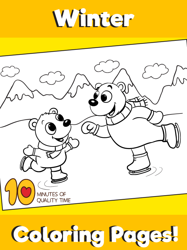 Polar bears coloring pages | Free Coloring Pages (mit Bildern ... | 802x600