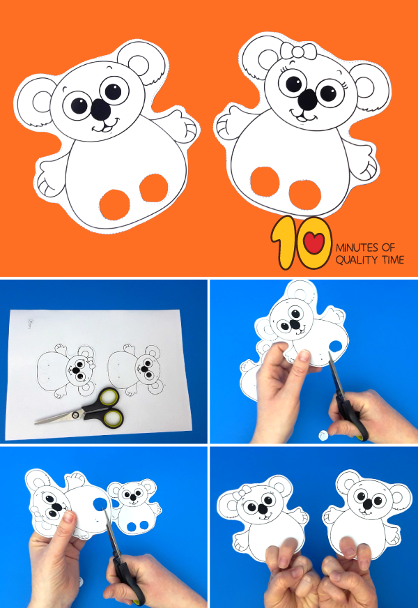 australia day crafts for toddlers