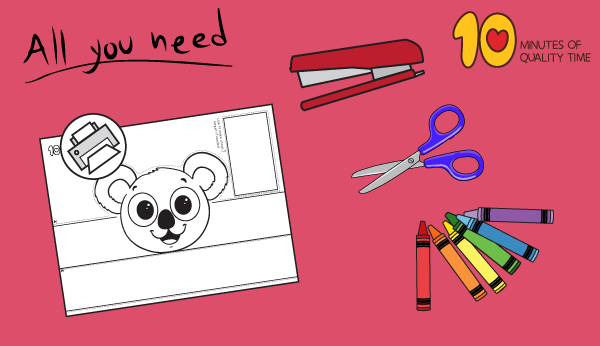 koala bear craft ideas