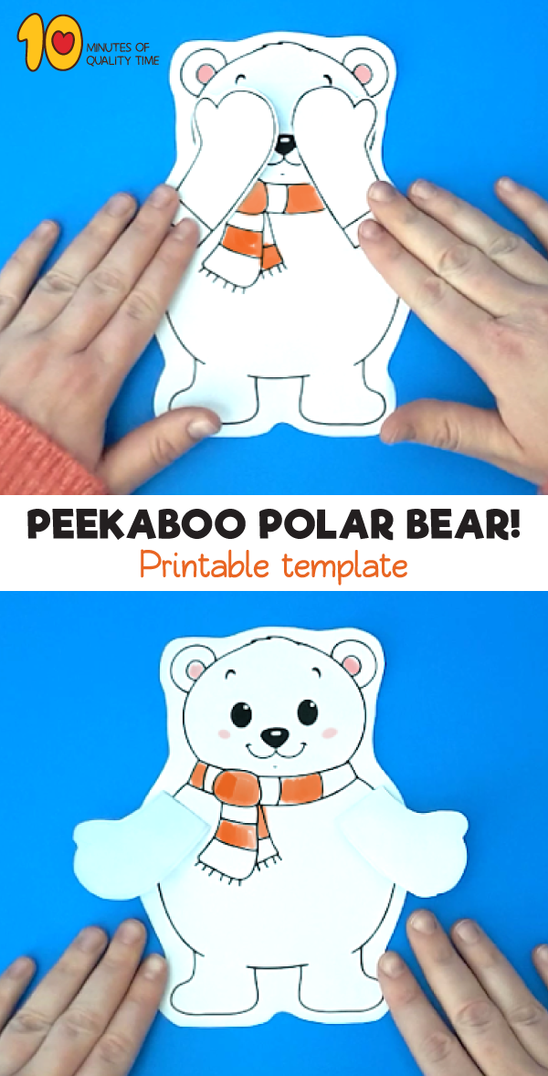 polar bear activity sheets