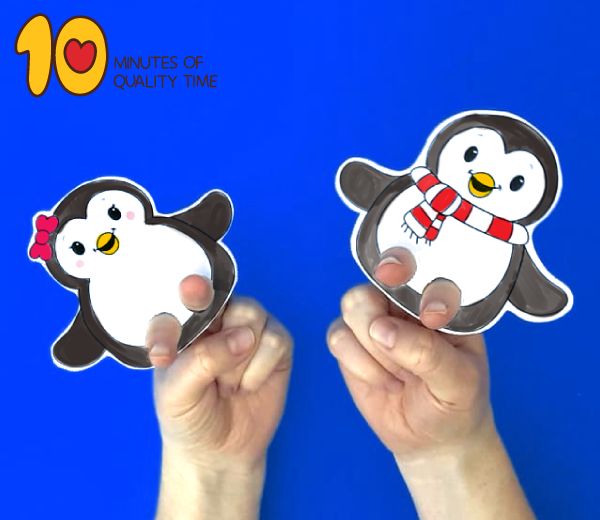 craft finger puppets