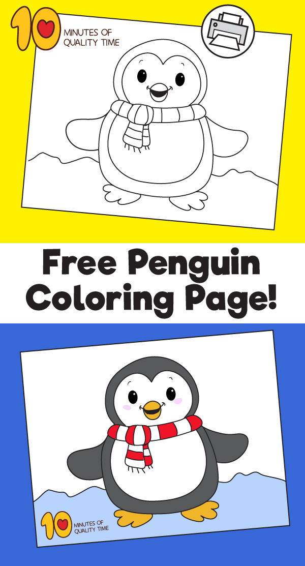 penguin craft pinterest