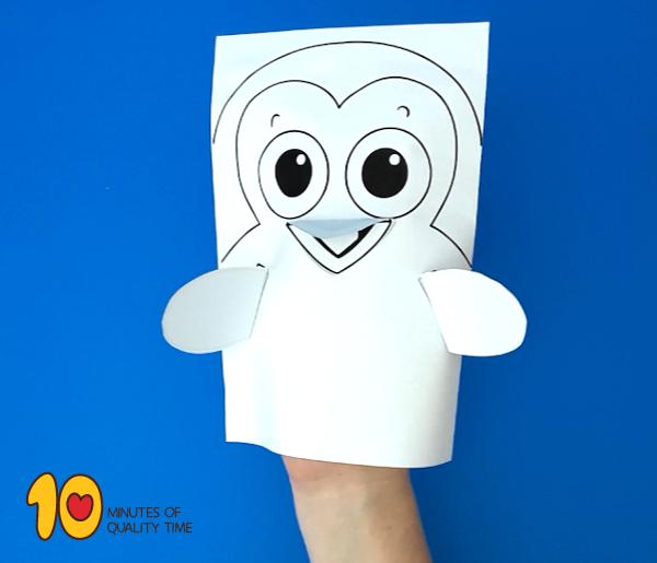 Penguin activities for preschoolers