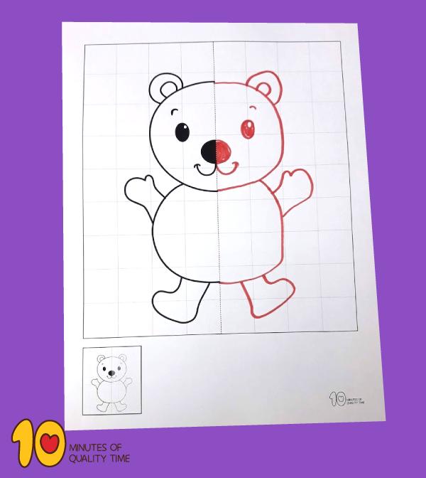 polar bear worksheets for kindergarten
