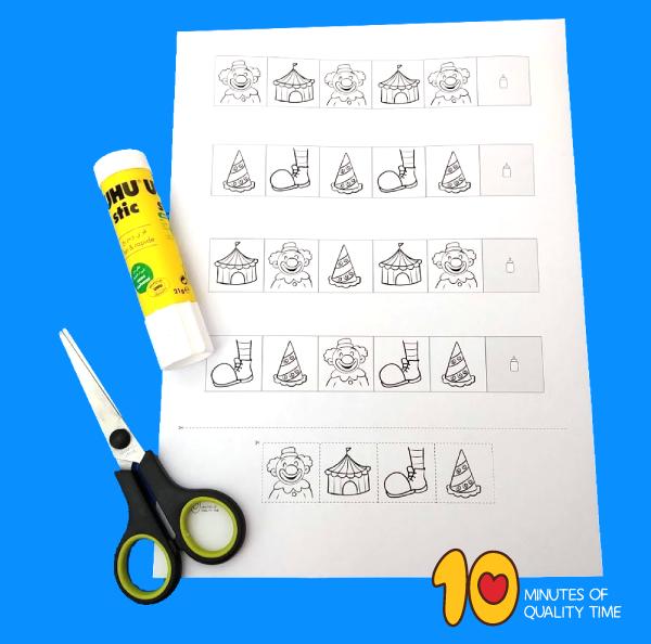 patterns worksheet for grade 2