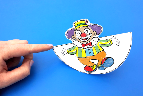 clown printable images