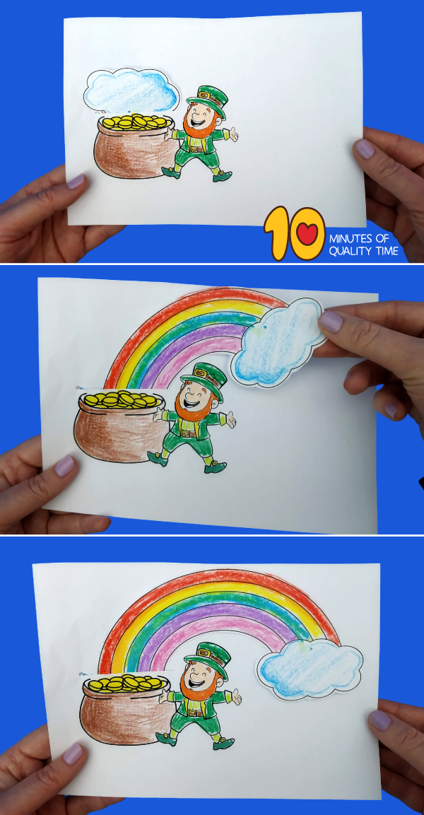 leprechaun crafts for toddlers