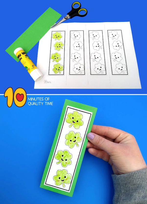 st patrick's day crafts for elementary students