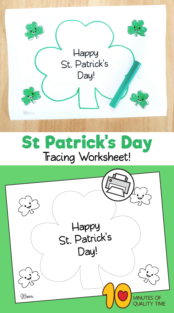 st patrick's day activities for preschoolers