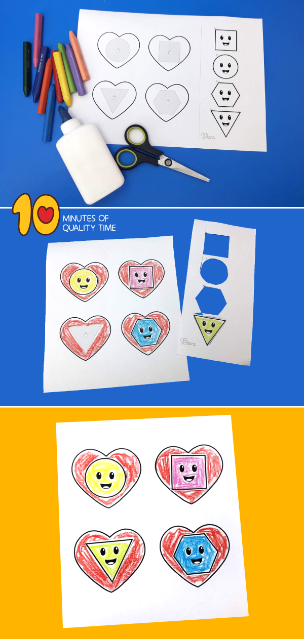 valentine's day crafts for infants