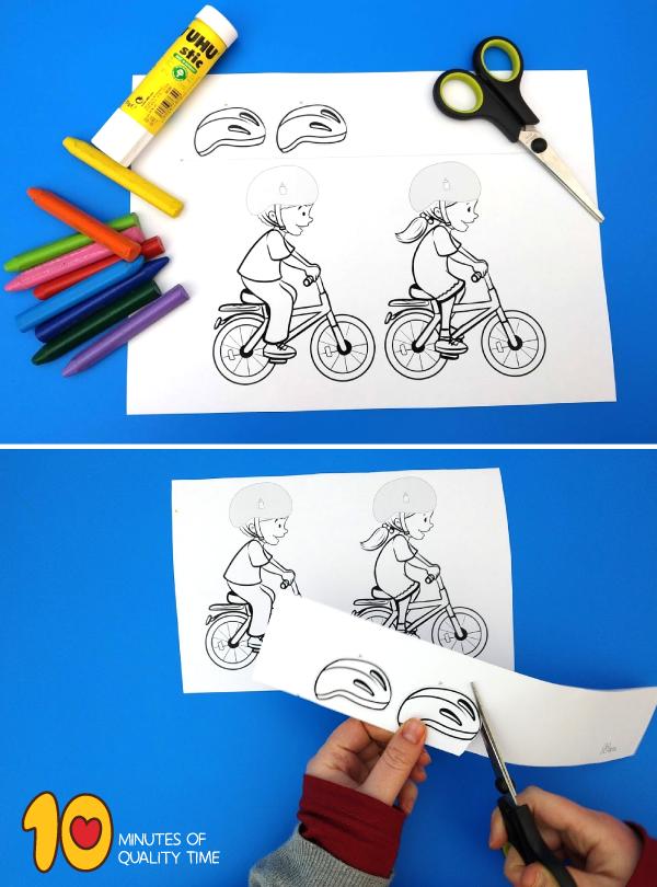 road safety activities for preschoolers