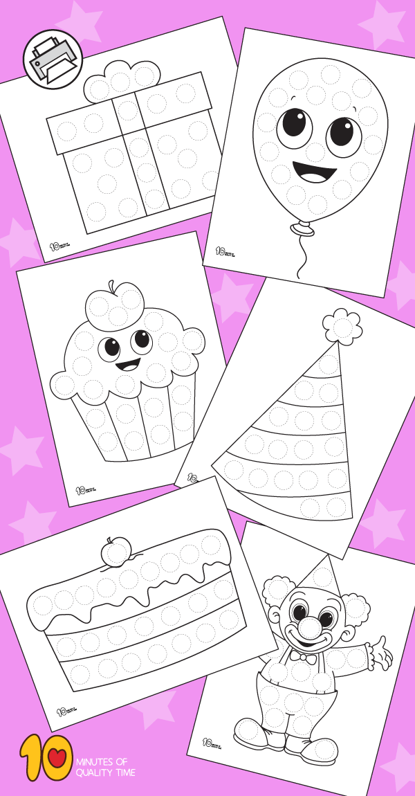 birthday worksheet