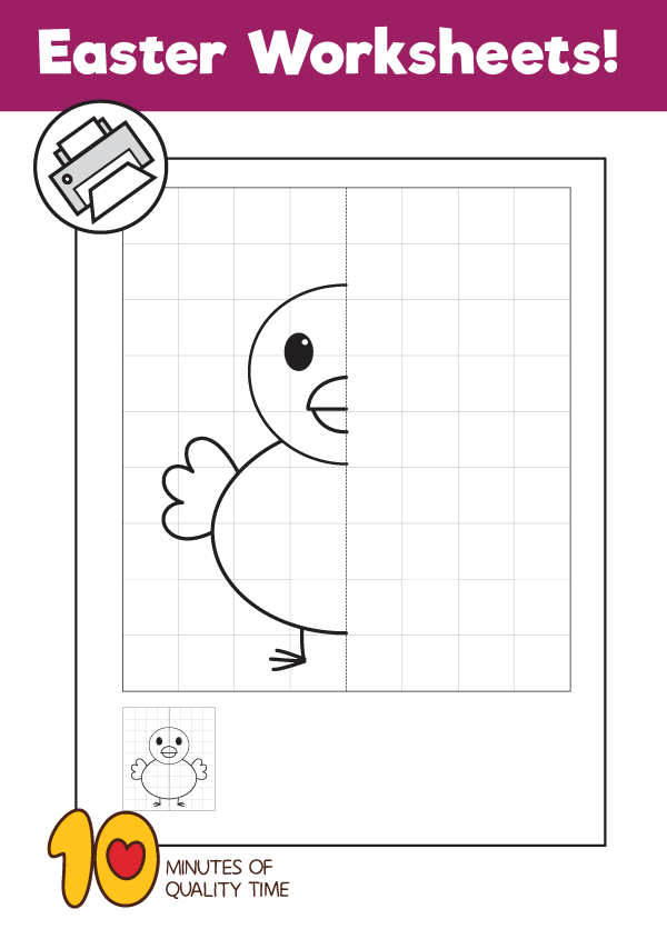 worksheets for easter