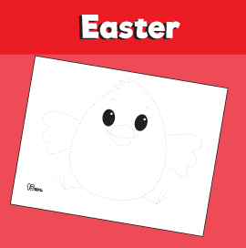 Chick Tracing Worksheet