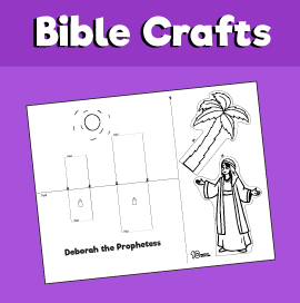 Deborah the Prophetess Craft