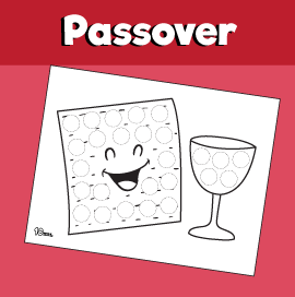 Do A Dot for Passover