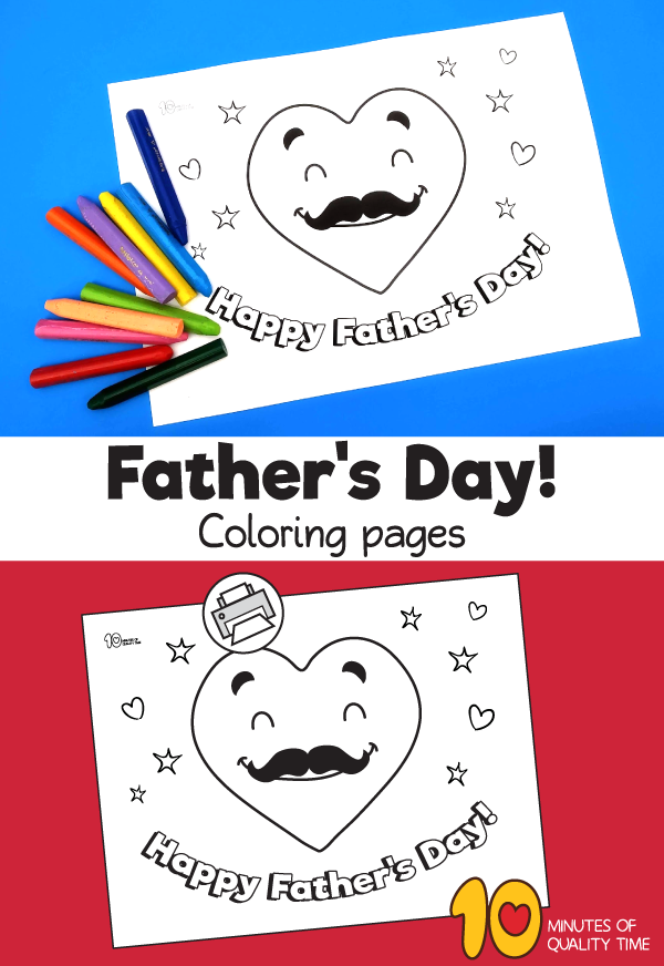 father's day card pdf