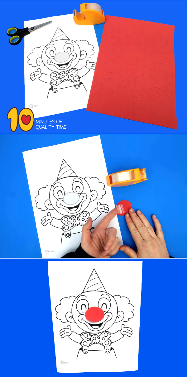 birthday activity printable