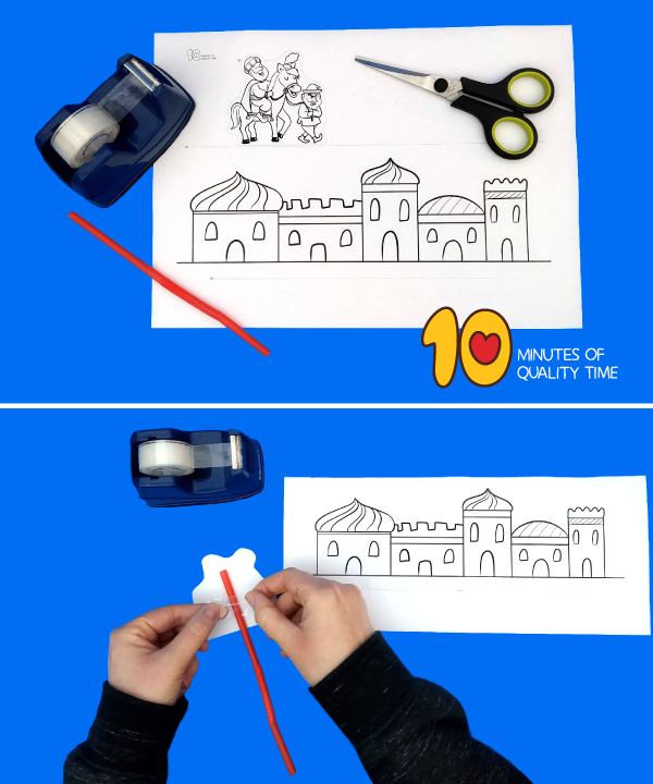 purim crafts kindergarten