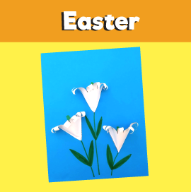 Easter Lily Craft