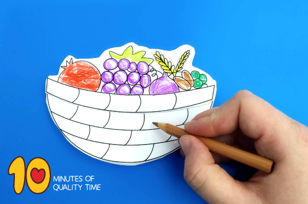 fruit craft activities for preschoolers