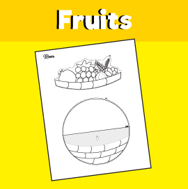 Fruit Basket Craft