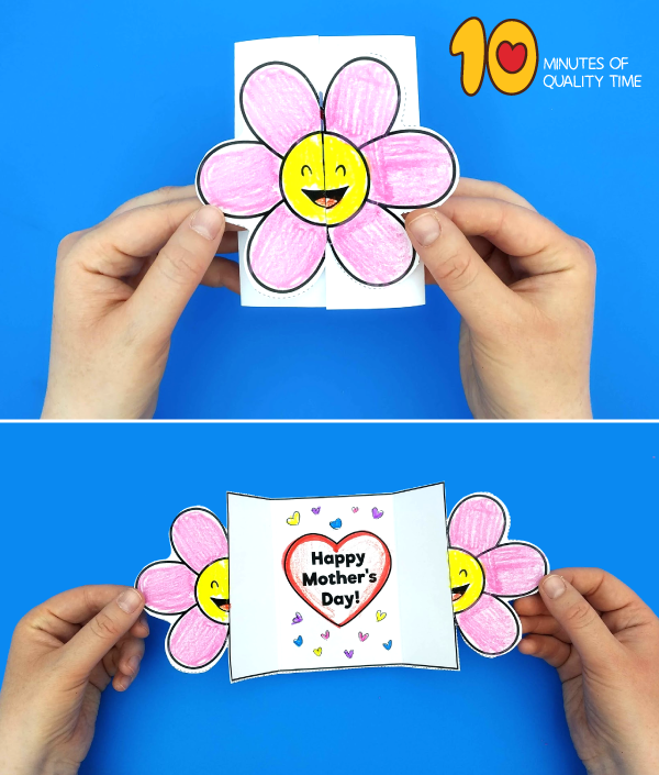 mother's day card ideas ks1