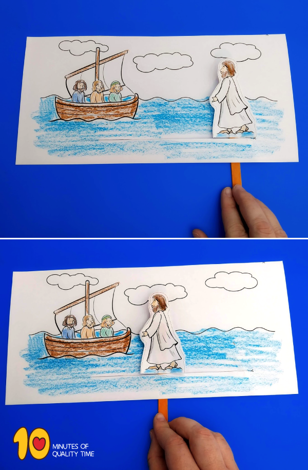 jesus crafts for sunday school