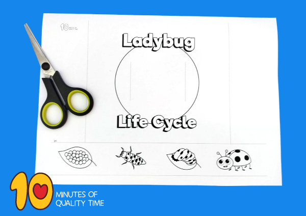 ladybug crafts for toddlers