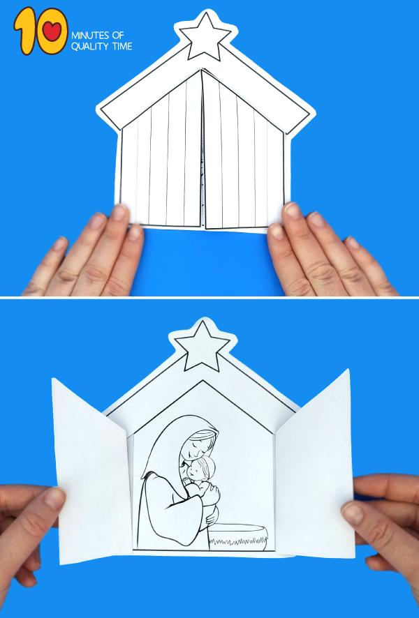 baby jesus crafts