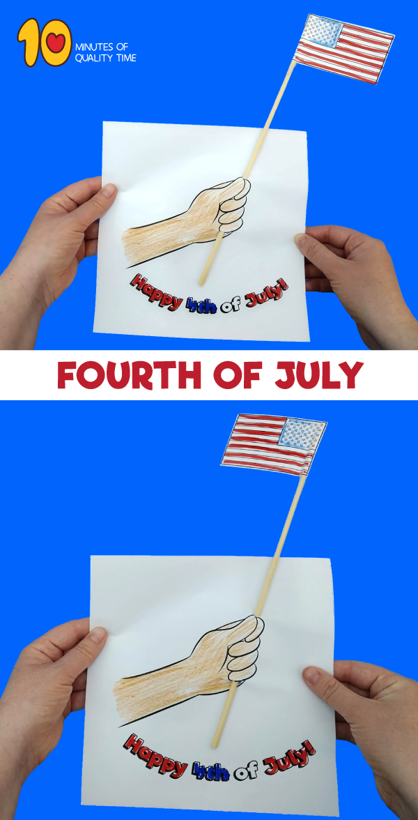 american flag crafts pinterest