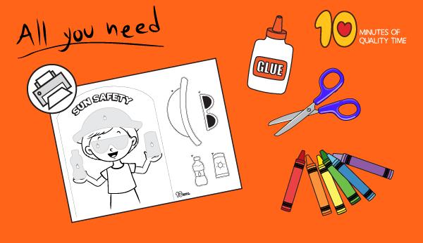 preschool summer safety ideas