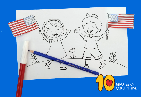 4th of july craft activities