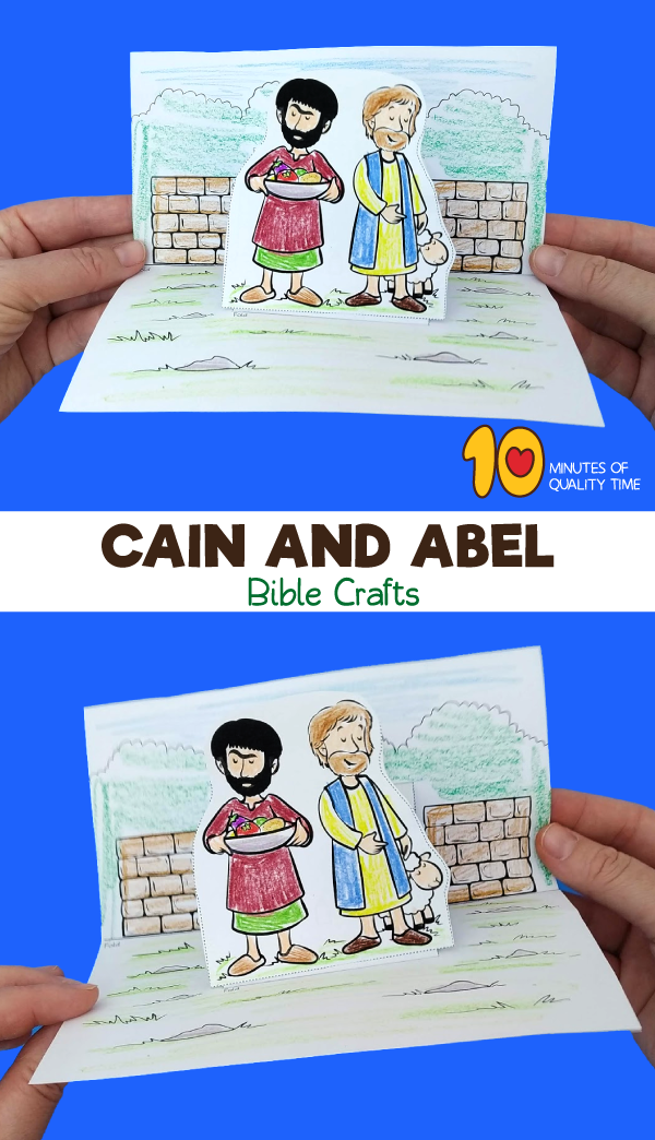 cain and abel offering craft