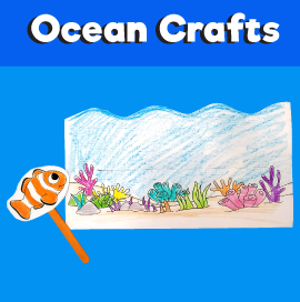 Clownfish Craft