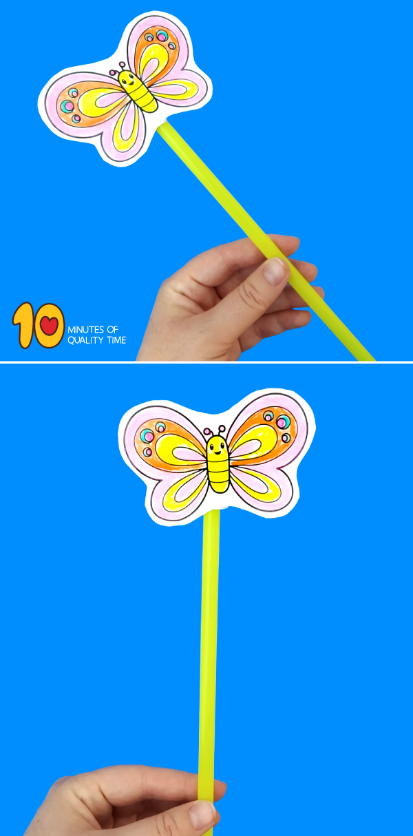 butterfly art activity for preschoolers