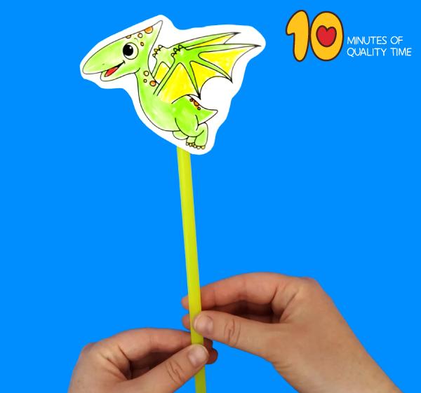 flying pterodactyl craft