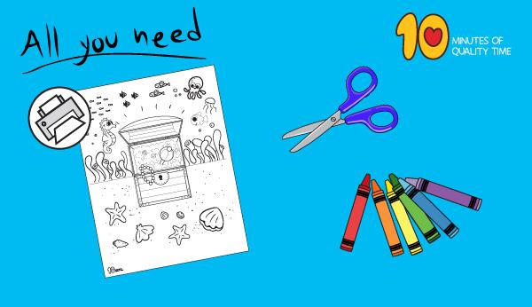 treasure chest activities for preschoolers