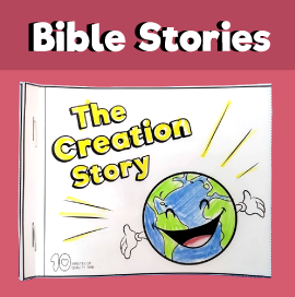 The Creation Story - Mini Booklet