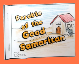 The story of the good Samaritan