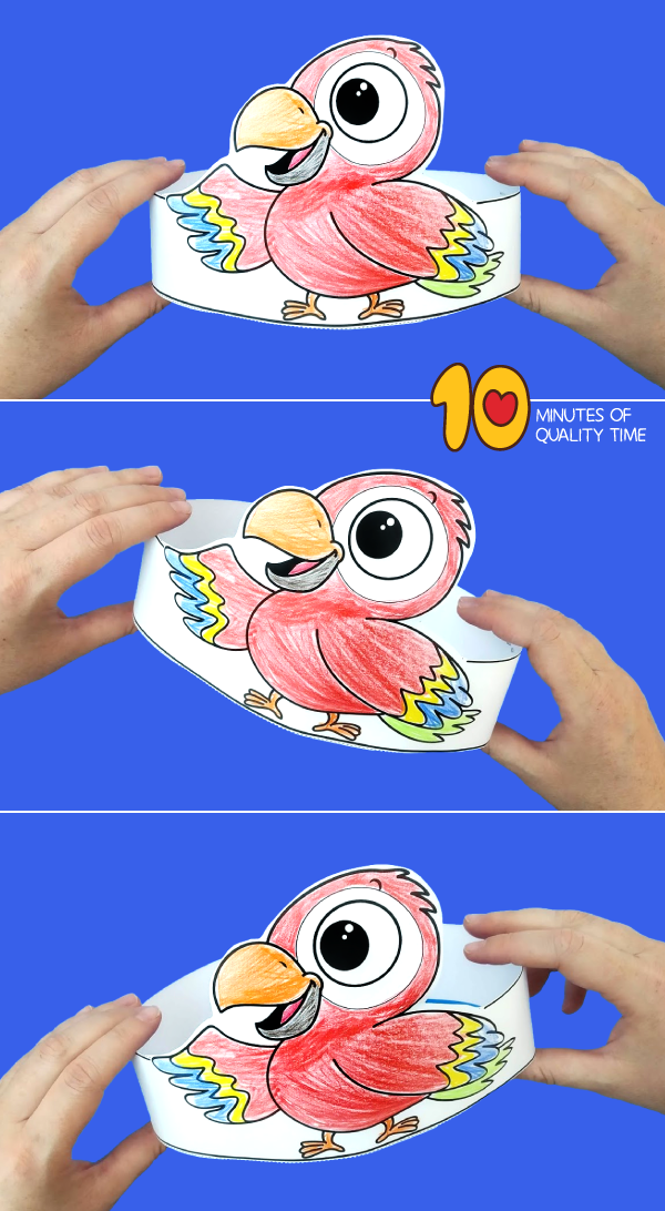 parrot craft preschool