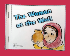 woman at the well craft activities