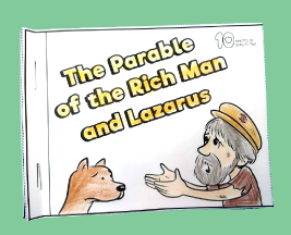 rich man and lazarus sunday school activity