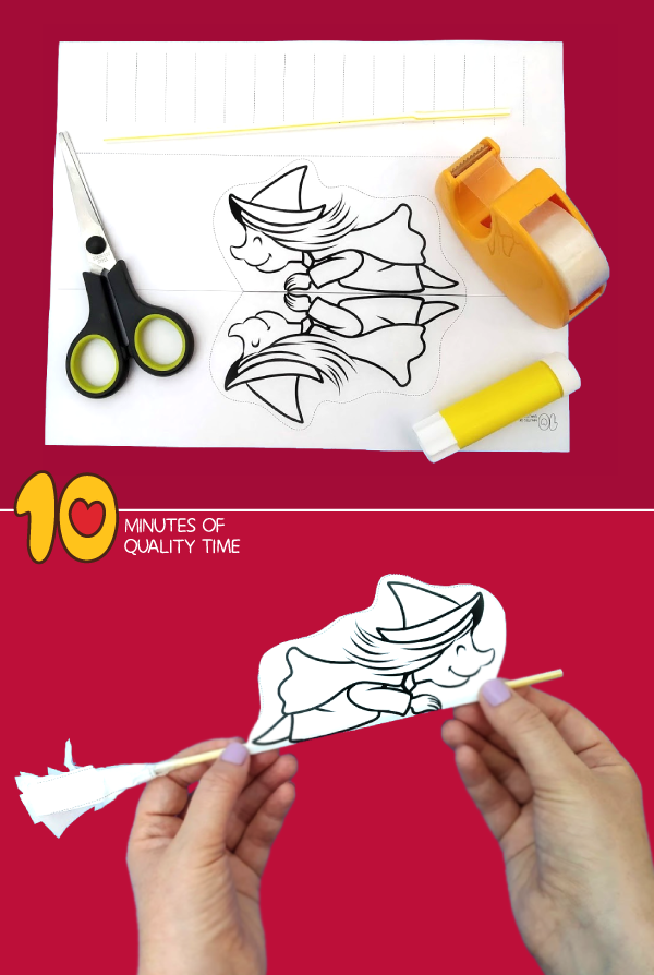 halloween craft activities for kindergarten