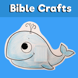 Jonah and the Great Fish Craft