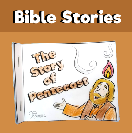 The Story of Pentecost Mini Book