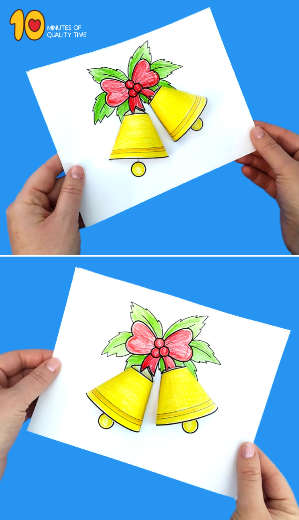 jingle bells craft ideas
