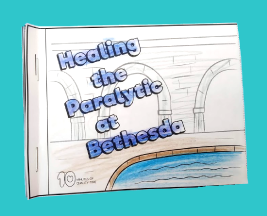 the healing at the pool of bethesda bible study