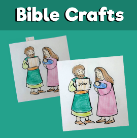 The Birth of John the Baptist Craft